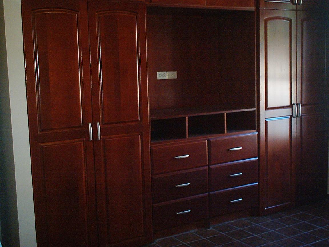 Muebles lolo morales maderasdenicaragua for Modelos de closets para dormitorios