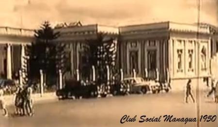 Club Social Managua en 1950